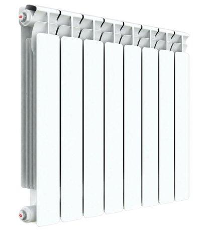 Купить Биметаллический радиатор Rifar Base Ventil 200/8 секц. BVL в интернет магазине климатического оборудования