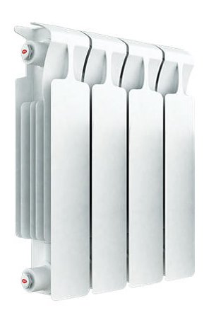Купить Биметаллический радиатор Rifar Monolit Ventil 350/4 секц. MVR в интернет магазине климатического оборудования