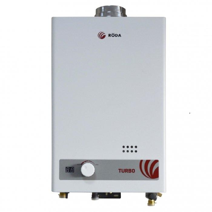 Дымоходный водонагреватель Roda