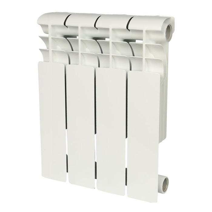 Алюминиевый радиатор Rommer Profi 350 4 секций фото