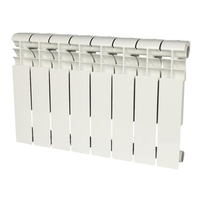 Алюминиевый радиатор Rommer Profi 350 8 секций фото
