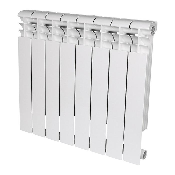 Алюминиевый радиатор Rommer Profi 500 10 секций фото