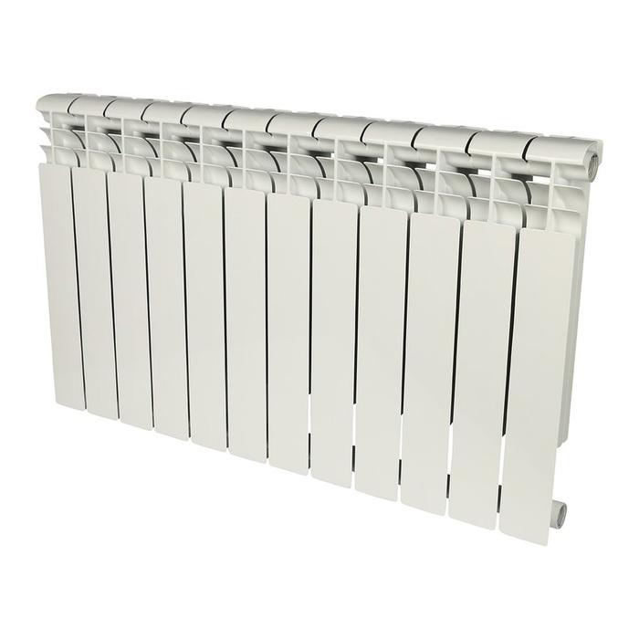Алюминиевый радиатор Rommer Profi 500 12 секций фото