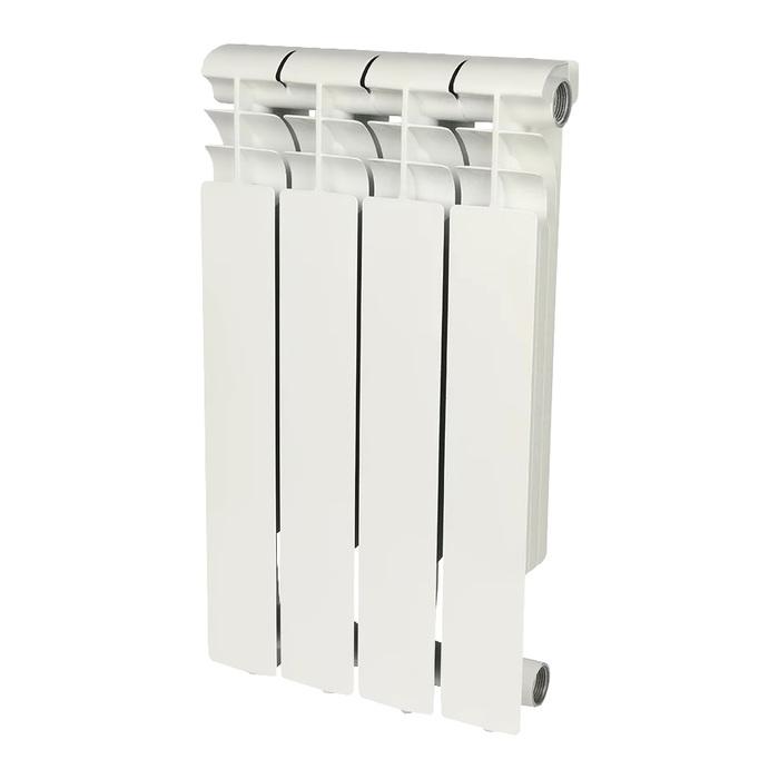 Алюминиевый радиатор Rommer Profi 500 4 секций фото