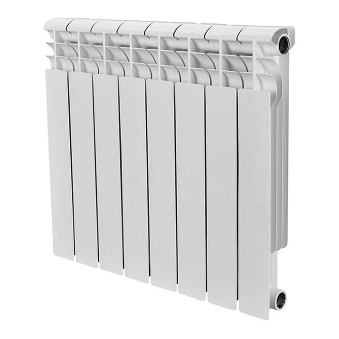 Биметаллический радиатор Rommer Profi Bm 500 8 секций фото