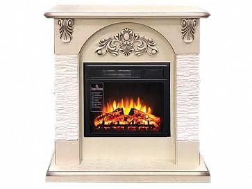 Купить Royal Flame Chester с очагом Vision 18 (слоновая кость с патиной) в интернет магазине. Цены, фото, описания, характеристики, отзывы, обзоры
