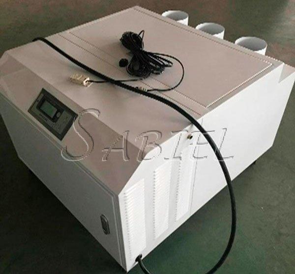 Мобильный ультразвуковой промышленный увлажнитель Sabiel MU30 фото