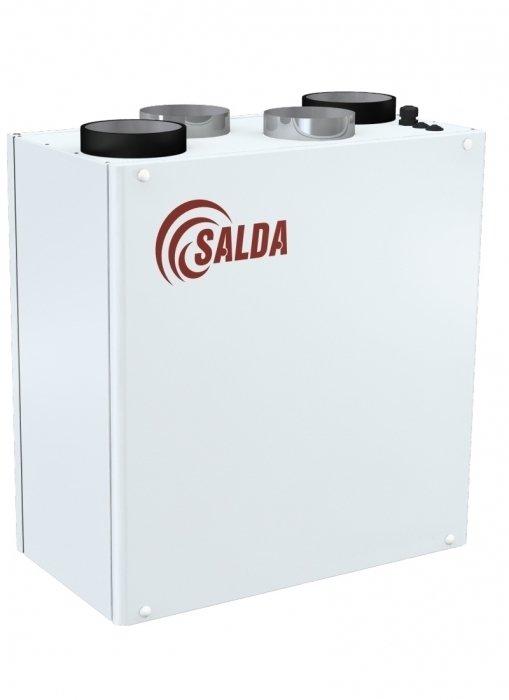 Приточно-вытяжная установка Salda