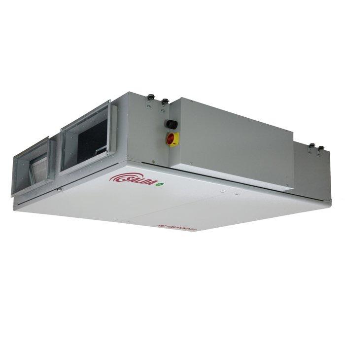 Приточно-вытяжная установка с электрическим нагревателем Salda RIS 1900 PE 12.0 EKO 3.0 фото