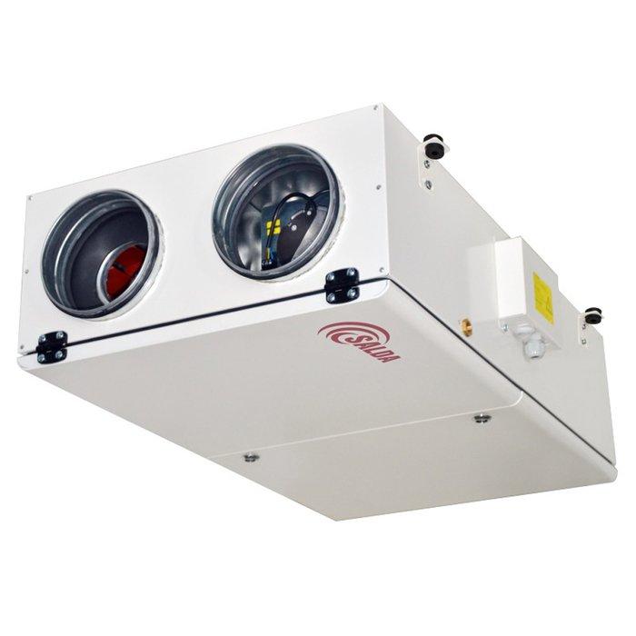 Купить Приточно-вытяжная вентиляционная установка 500 м3/ч Salda RIS 400 PE 0.9 EKO 3.0 в интернет магазине климатического оборудования