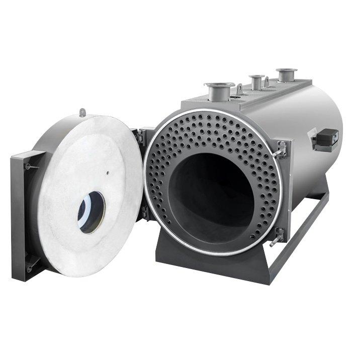 Купить Двухходовой водогрейный котел Schuster SKD 4500 в интернет магазине климатического оборудования