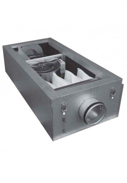 Приточная вентиляционная установка Shuft CAU 4000/1-45,0/3 фото