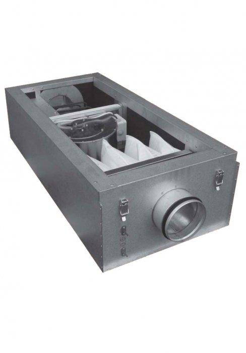 Приточная вентиляционная установка Shuft CAU 6000/3-60,0/3 фото