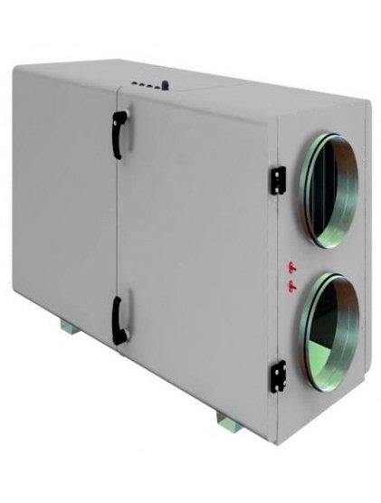 Приточно-вытяжная установка с водяным калорифером Shuft UniMAX-R 450SW EC