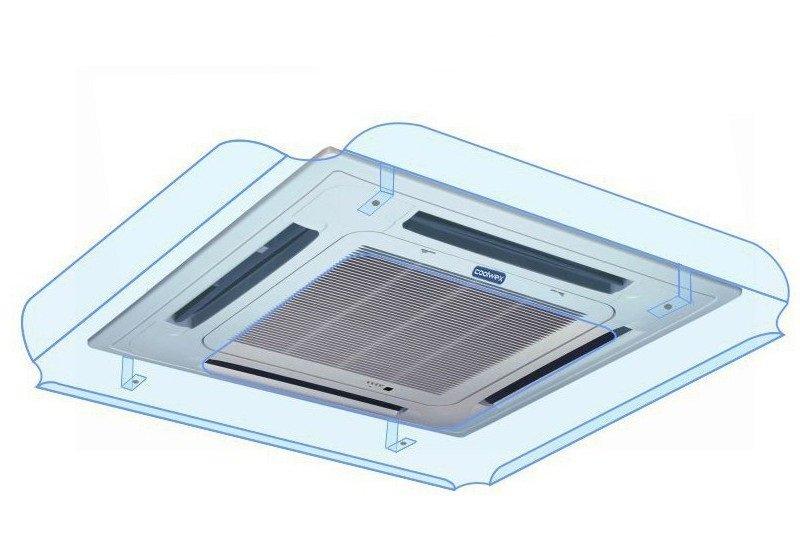 Купить Sinbo 1000x1000 ПЭТ 2 мм прозрачный, крючки в интернет магазине. Цены, фото, описания, характеристики, отзывы, обзоры