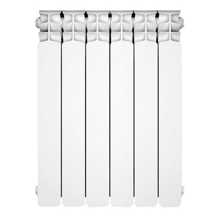 Купить Биметаллический радиатор Sira Alice 500 х 6 секций в интернет магазине климатического оборудования