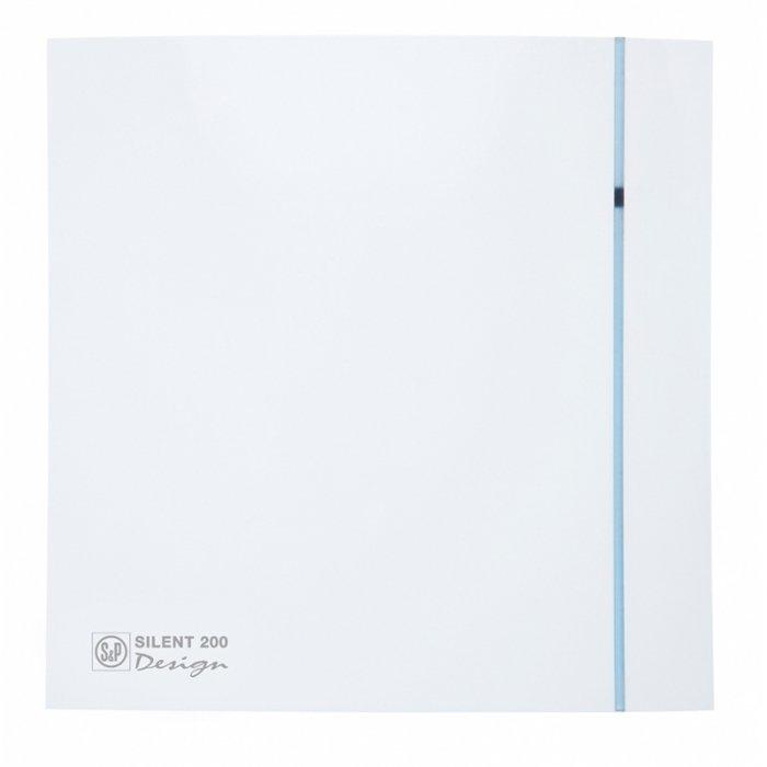 Бесшумный вентилятор Soler & Palau SILENT-200 CZ DESIGN-3C фото