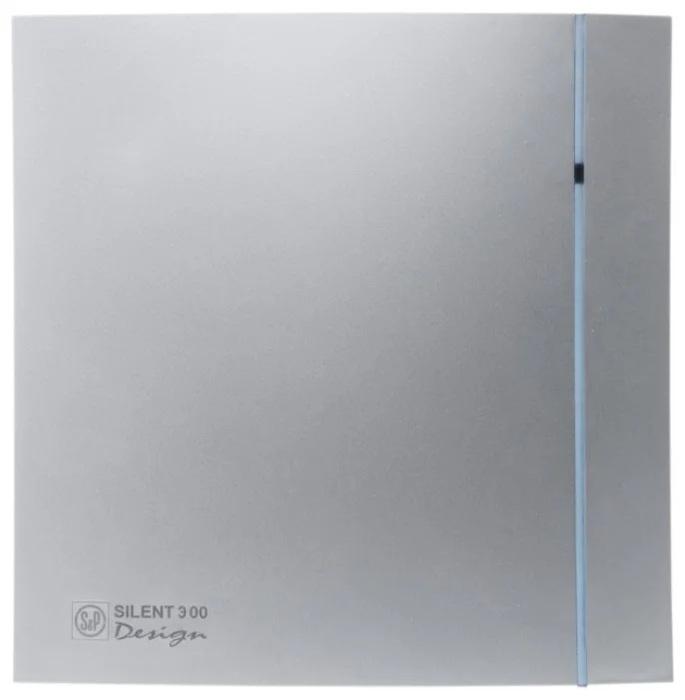 Вытяжка для ванной диаметр свыше 150 мм Soler & Palau SILENT-300 CRZ SILVER DESIGN-3C фото