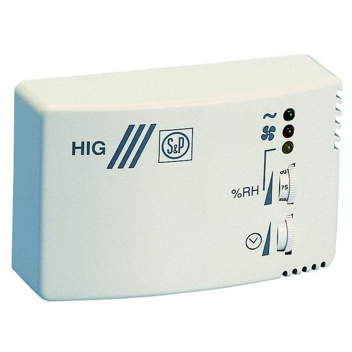 Купить Soler & Palau Датчик влажности HIG-2 в интернет магазине. Цены, фото, описания, характеристики, отзывы, обзоры