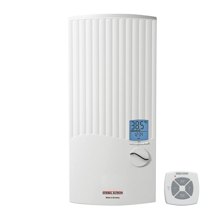 Электрический проточный водонагреватель 24 кВт Stiebel Eltron.