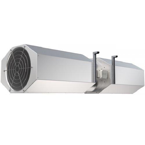 Струйный осевой вентилятор дымоудаления Systemair