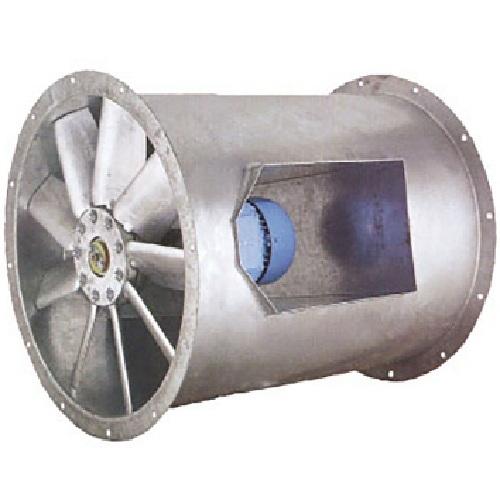 Высокотемпературный осевой вентилятор Systemair AXCBF 800D4-18 IE2 фото
