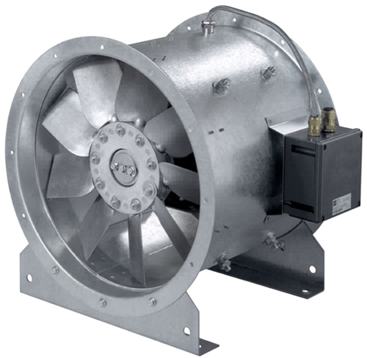 Вентилятор Systemair Systemair AXC-EX 450-7/14°-4 (EX-RU)