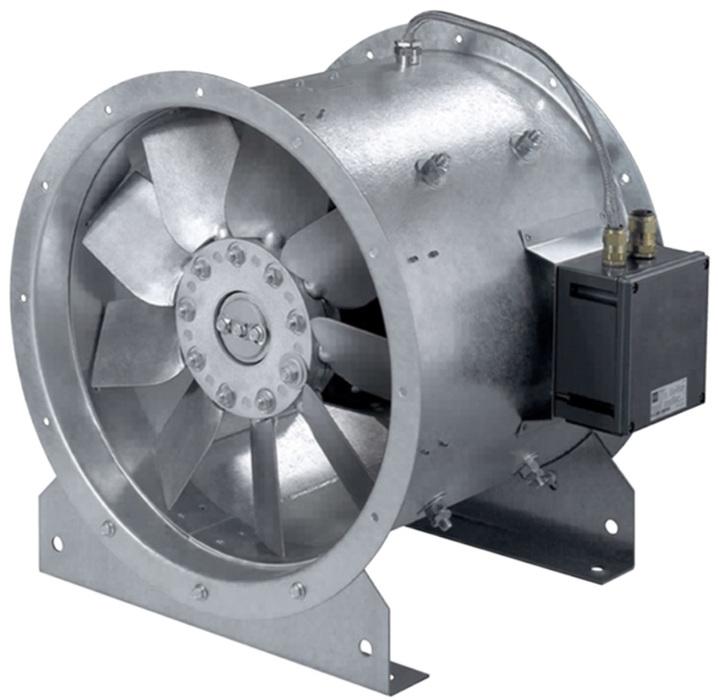 Вентилятор Systemair Systemair AXC-EX 630-9/18°-4 (EX-RU)
