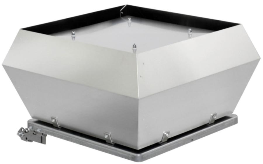 Вентилятор Systemair DVEX 630D6 Roof fan (EX-RU) фото