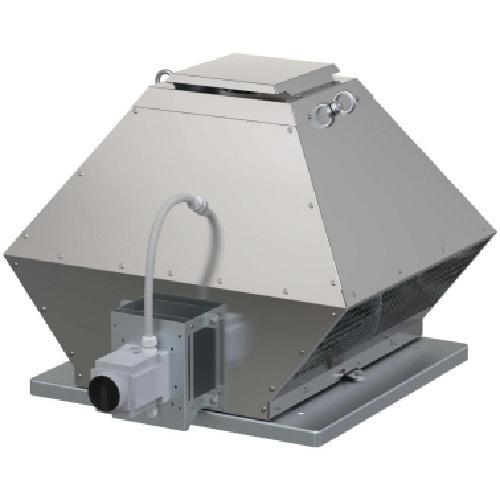 Крышный вентилятор дымоудаления Systemair DVG-H 800D6-S/F400 IE2 фото