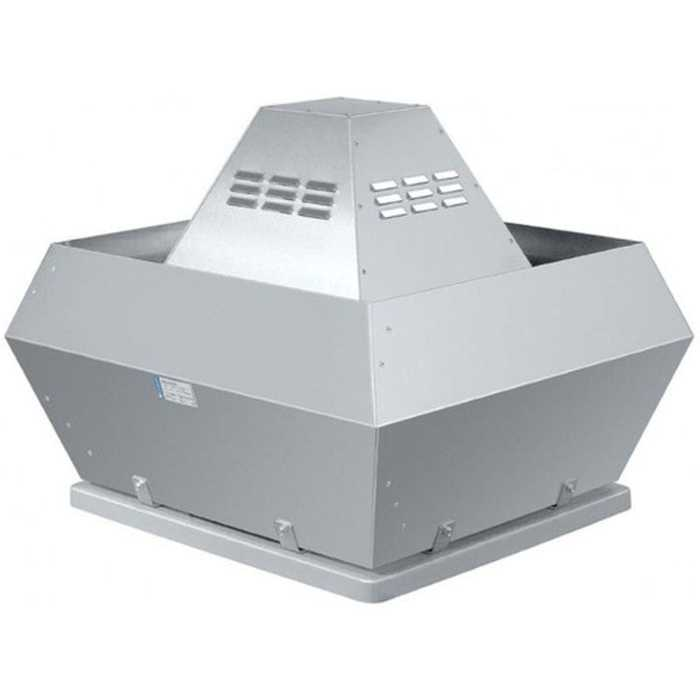 Вентилятор Systemair DVNI 400DV roof fan insulated фото