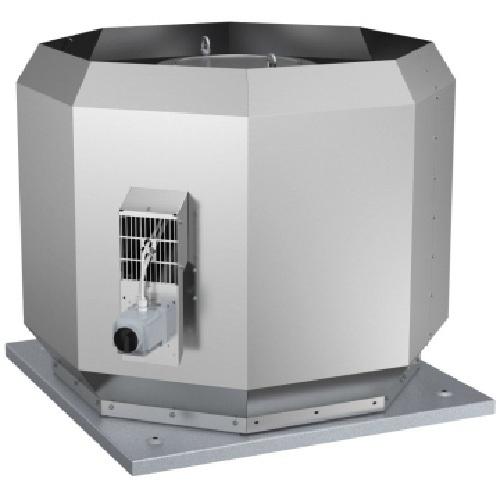 Крышный вентилятор дымоудаления Systemair DVV 1000D4-XP/F400 smoke ext фото