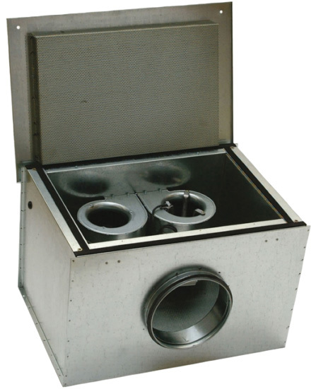 Вентилятор Systemair Systemair KVK DUO 315M Circular duct fan