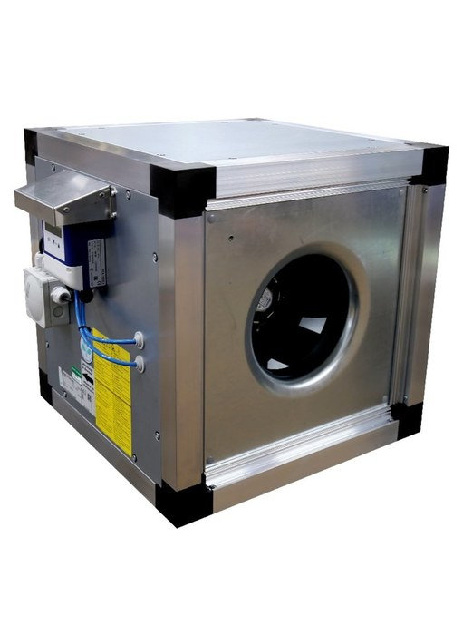 Прямоугольный канальный вентилятор Systemair Systemair MUB-CAV/VAV 025 315EC вентилятор systemair systemair mub cav vav 100 710ec