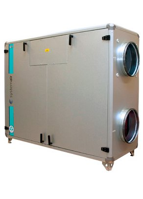 Приточно-вытяжная установка Systemair Topvex SC04 L-CAV фото