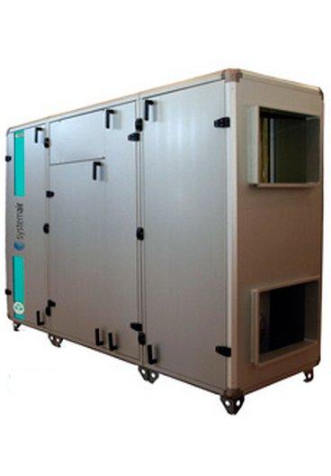Приточно-вытяжная установка Systemair Topvex SC08 HW-L-CAV фото