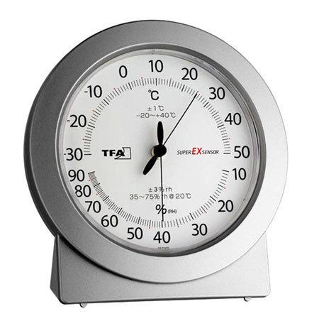 Термогигрометр аналоговый TFA