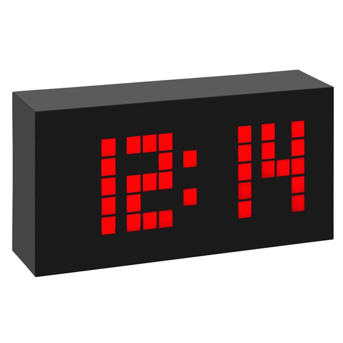 Проекционные часы TFA