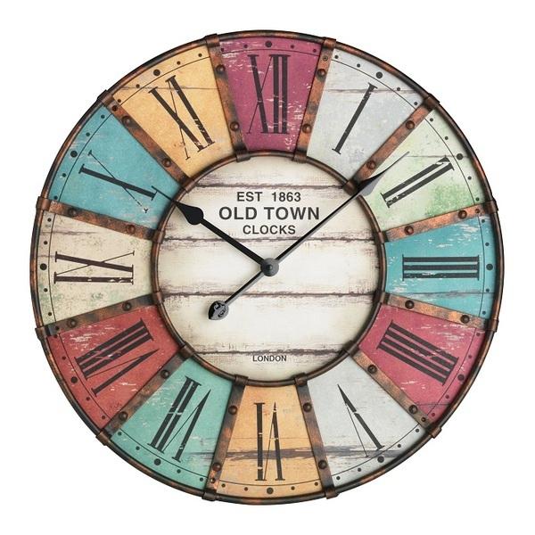 Аналоговые настенные часы TFA