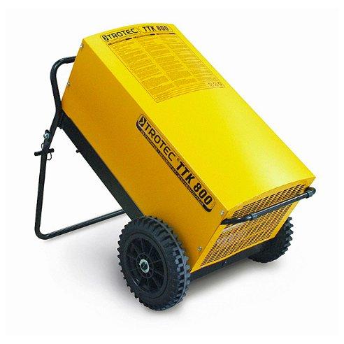 Купить Промышленный осушитель воздуха TROTEC TTK 800 в интернет магазине климатического оборудования