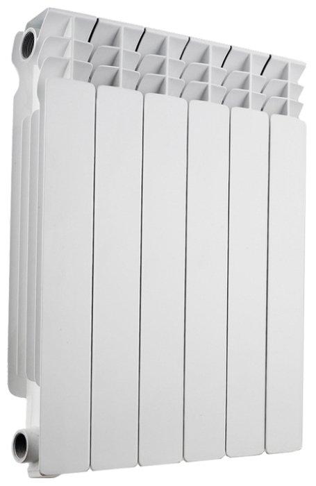 Биметаллический радиатор Termica Bitherm 500/80.new 6 фото