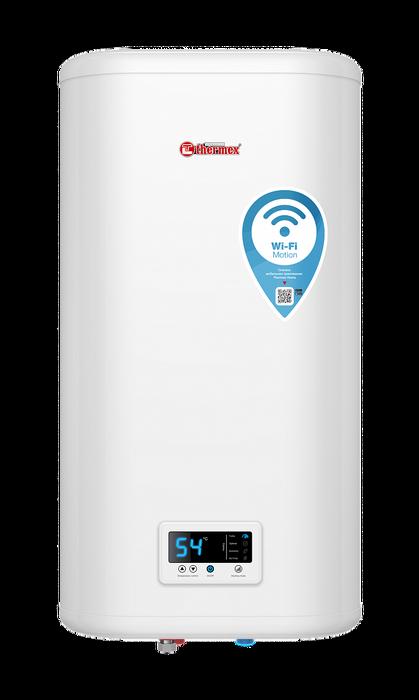 Электрический накопительный водонагреватель Thermex IF 80 V (pro) Wi-Fi фото