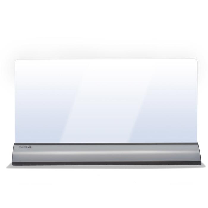 Инфракрасный обогреватель ThermoUp FLOOR LED (black) фото