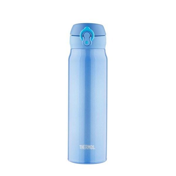 Купить Thermos JNL-602-MTB суперлегкая (0,6 литра), синяя в интернет магазине. Цены, фото, описания, характеристики, отзывы, обзоры