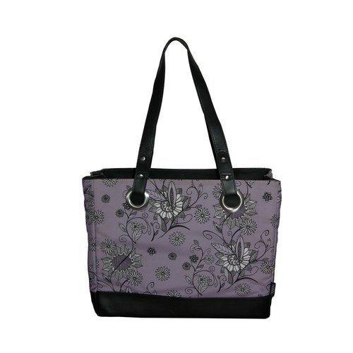 Купить Thermos Raya Tote-Purple Flower в интернет магазине. Цены, фото, описания, характеристики, отзывы, обзоры