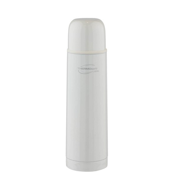 Фото - Термос Thermos Thermos Thermocafe by Thermos Arctic (1 литр) белый термос thermos thermocafe arctic 1000 157775 1л белый