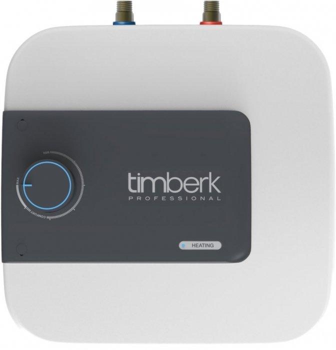 Купить со скидкой Электрический накопительный водонагреватель Timberk