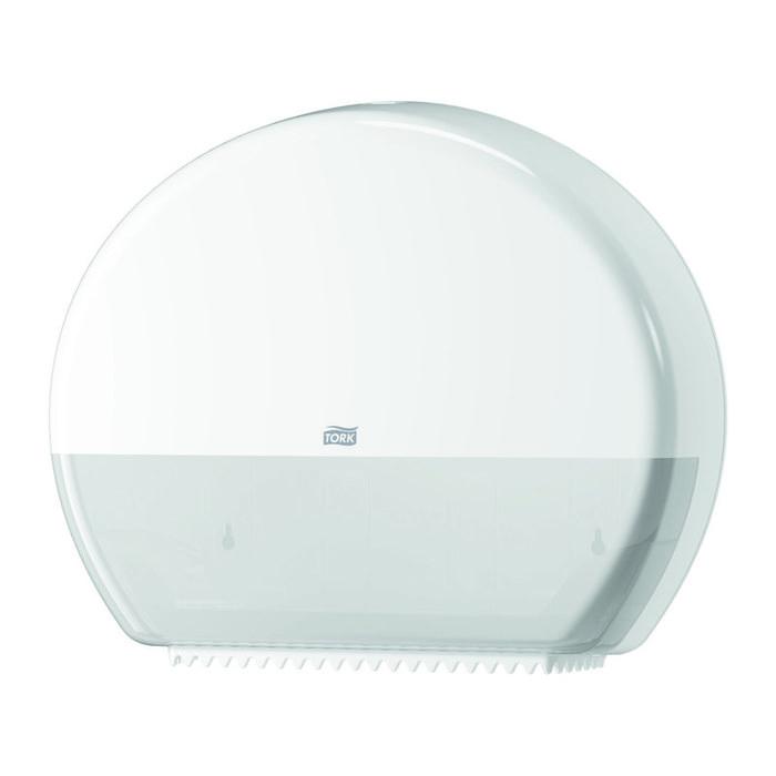 Диспенсер для туалетной бумаги Tork Т1 белый фото