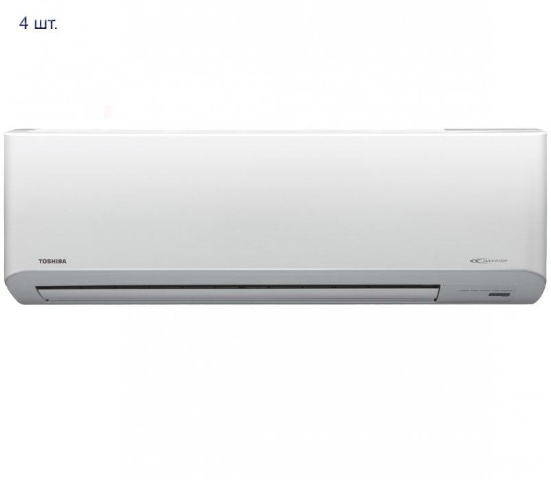 Мульти сплит система Toshiba RAS-4M27UAV-E/RAS-B10N3KV2-E*4шт фото