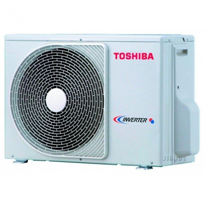 Внешний блок мульти сплит-системы Toshiba